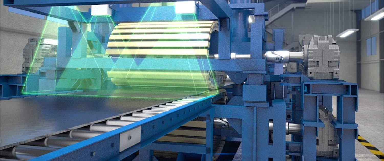 Industrie Visualisierung