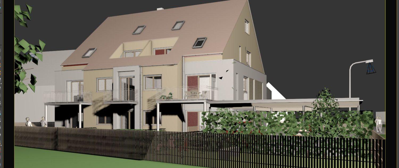 Architekturrendering